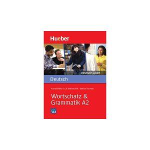 کتاب Deutsch Uben: Wortschatz & Grammatik A2