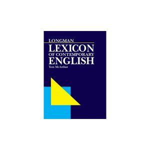 فرهنگ Longman Lexicon of Contemporary English