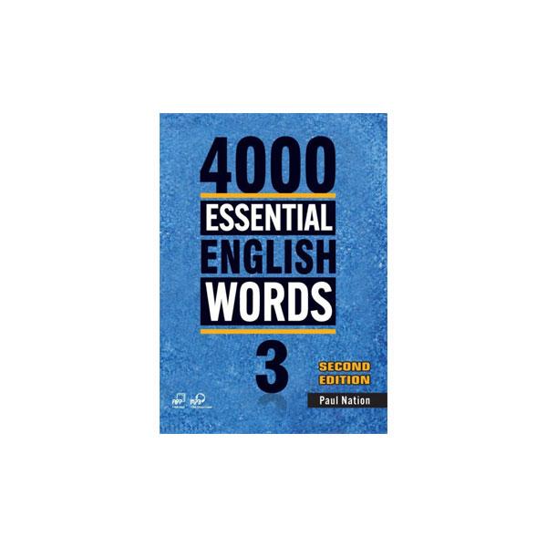کتاب 4000Essential English Words 2nd edition 3