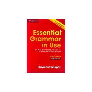 کتاب Essential Grammar in Use 4th Edition