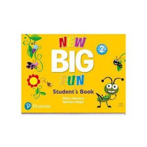 کتاب New Big Fun 2
