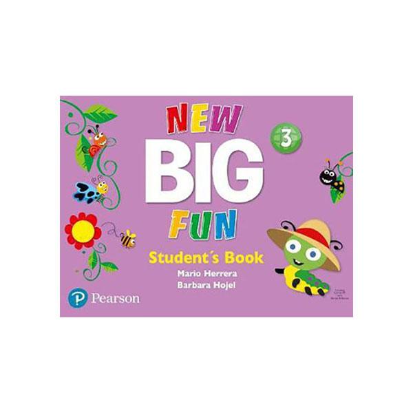 کتاب New Big Fun 3