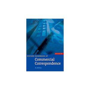 کتاب Oxford Handbook of Commercial Correspondence