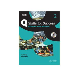 کتاب Q Skills for Success Reading and Writing 2 2ndd Edition