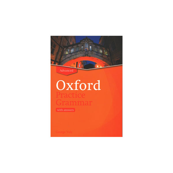 کتاب Oxford Practice Grammar Advanced
