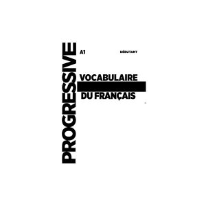 کتاب Vocabulaire progressif du français 3e A1