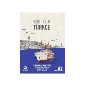 کتاب Yedi iklim Turkce Seiye A2
