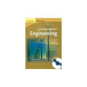 کتاب Cambridge English for Engineering