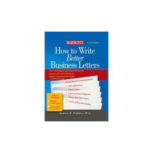 کتاب How to Write Better Business Letters 4th Edition