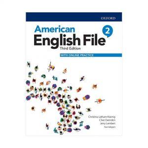 کتاب American English File 3rd Edition 2