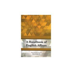 کتاب A Hand Book of English Affixes