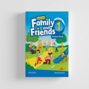 کتاب American Family and Friends 2nd edition 1 Student book