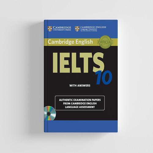کتاب Cambridge IELTS 10