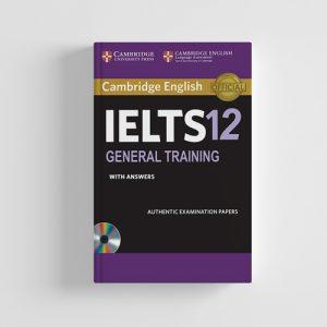 کتاب Cambridge IELTS 12 General