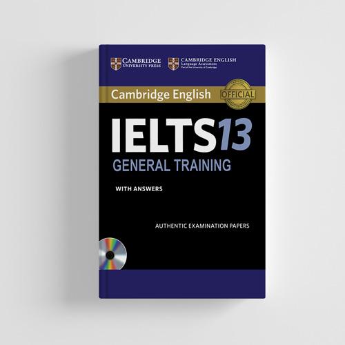 کتاب Cambridge IELTS 13 General