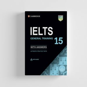 کتاب Cambridge IELTS 15 General