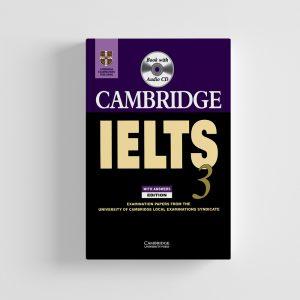کتاب Cambridge IELTS 3