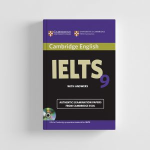 کتاب Cambridge IELTS 9