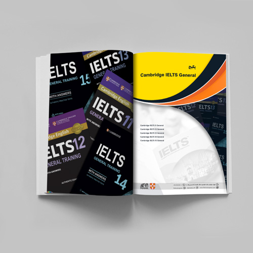 Cambridge IELTS General Package