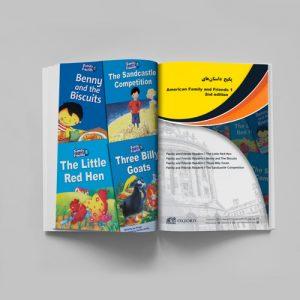 داستانهای کتاب Family and Friends 1
