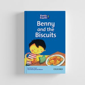 کتاب Family and Friends Readers 1 Benny and The Biscuits
