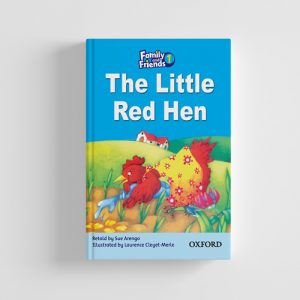 کتاب Family and Friends Readers 1 Little red hen