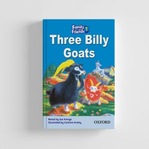 کتاب Family and Friends Readers 1 Three Billy goats