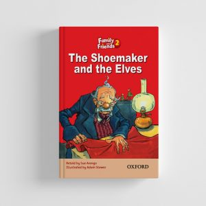 کتاب Family and Friends Readers 2 The Shoemaker and the elves