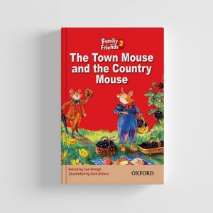 کتاب Family and Friends Readers 2 The Town Mouse and the Country Mouse