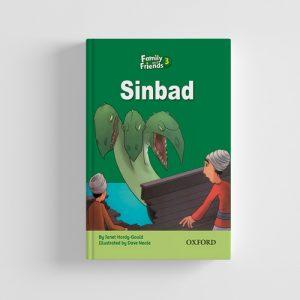 کتاب Family and Friends Readers 3 Sinbad