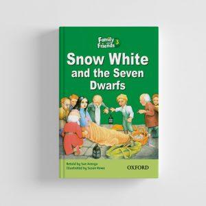 کتاب Family and Friends Readers 3 Snow White and the seven dwarfs