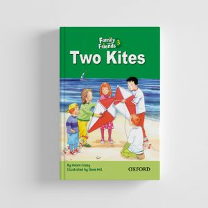 کتاب Family and Friends Readers 3 Two Kites