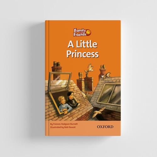 کتاب Family and Friends Readers 4 A little Princess