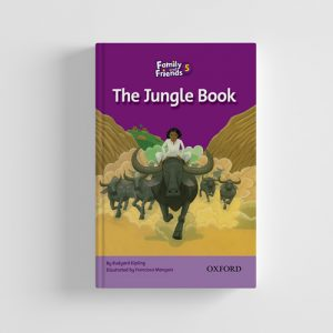 کتاب Family and Friends Readers 5 the jungle book
