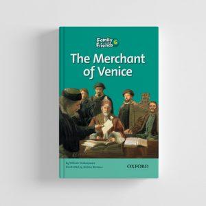 کتاب Family and Friends Readers 6 the merchant of Venice