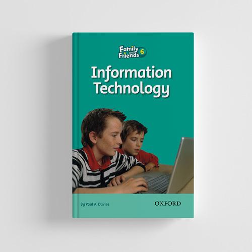کتاب Family and Friends Readers 6 Information Technology