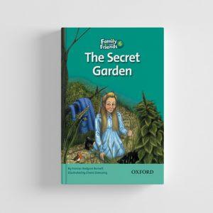 کتاب Family and Friends Readers 6 the secret garden