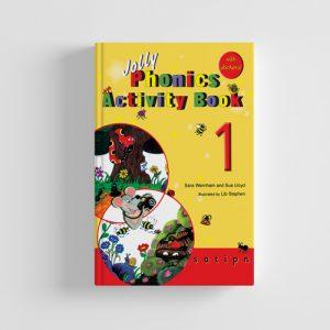 کتاب Jolly Phonics Activity Book 1