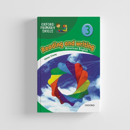 کتاب oxford primary skills Reading and Writing 3