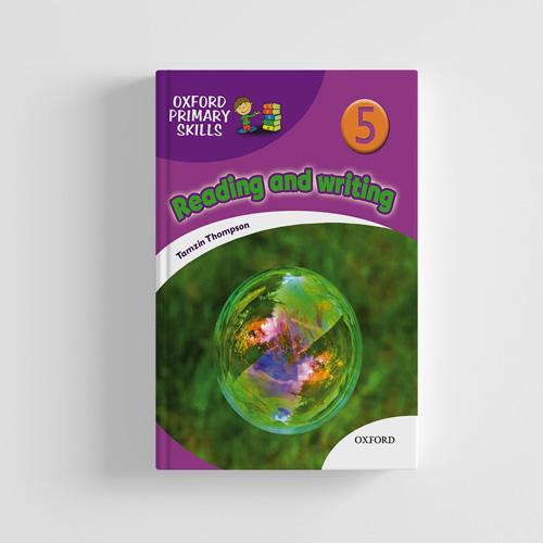 کتاب oxford primary skills Reading and Writing 5