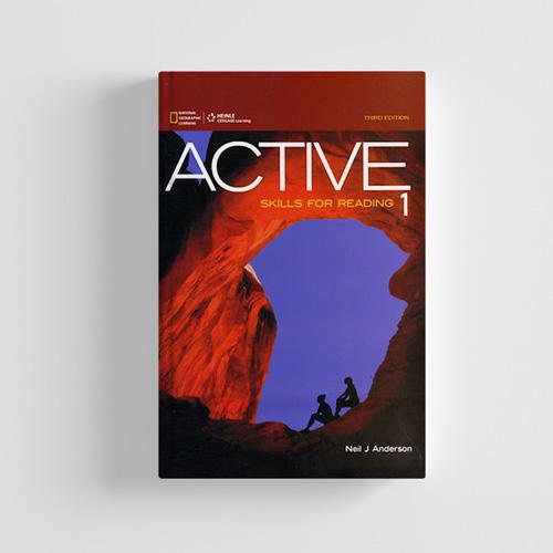 کتاب Active Skills for Reading 3rd edition 1