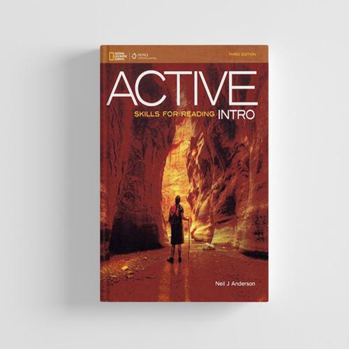 کتاب Active Skills for Reading 3rd edition intro