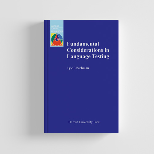کتاب fundamental considerations in language testing