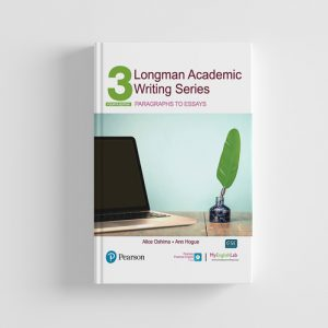 کتاب Longman Academic writing 3
