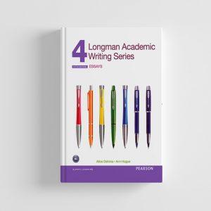 کتاب Longman Academic writing 4