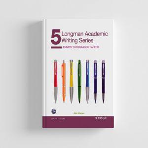 کتاب Longman Academic writing 5