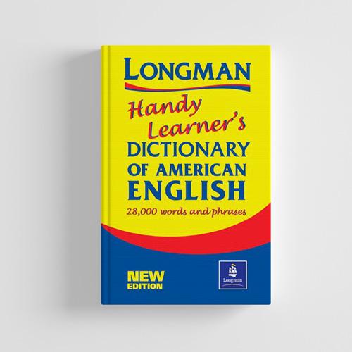 کتاب Longman Handy learners Dictionary of American English