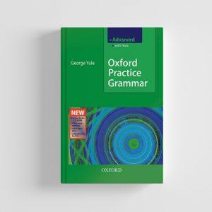 کتاب oxford practice grammar advanced new edition