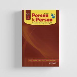 کتاب person to person 3rd edition 2