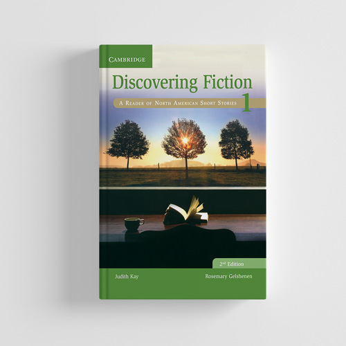 کتاب Discovering Fiction 2nd edition 1